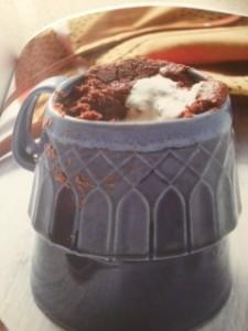 Choc coco mug